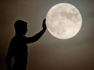 toucher la lune