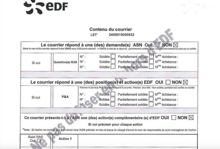 Extrait de l'un des documents internes obtenus par Mediapart et Correctiv.