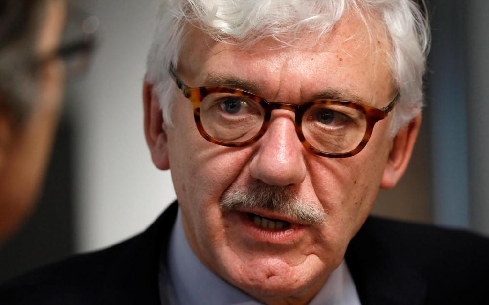 Bernard Doroszczuk, le patron de l'Autorité de sûreté nucléaire (ASN). REUTERS/Charles Platiau
