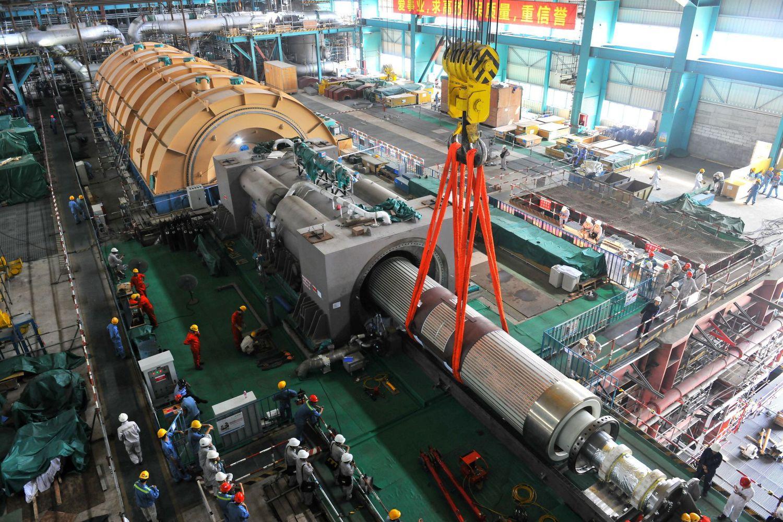 A Taishan, l'EPR chinois a déjà démarré.